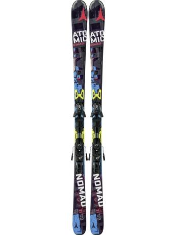 Горные лыжи Atomic Temper Ti + крепления XTO 12 14/15