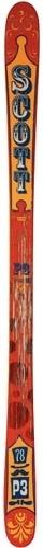 Горные лыжи Scott P3 08/09