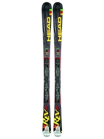 Горные лыжи с креплениями Head REV 80 PR SMU + PR 11 12/13