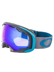 Маска Oakley Splice Dark Gunmetal W / Blue Iridium