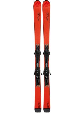 Горные лыжи Stockli Spirit Evo + крепления M AM12 C90 16/17