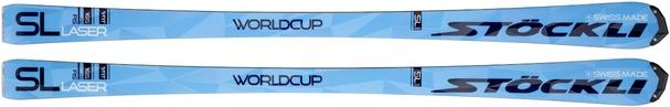 Горные лыжи Stockli Laser WRT SL FIS + WRT 16 FF (19/20)