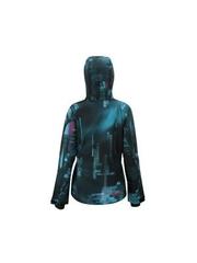 Куртка Salomon Brilliant Jacket W BlackDarkBayBlue