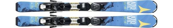 Горные лыжи Atomic Vantage JR II + EZY 5 (14/15)