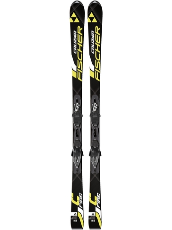 Горные лыжи Fischer Cruzar Fire + крепления RS 9 16/17