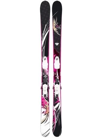 Горные лыжи Rossignol Scratch Girl FS + крепления AXIUM SCRATCH 110 07/08