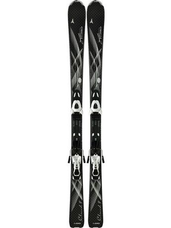 Горные лыжи с креплениями Atomic Cloud 9 + XTL 9 LADY OME 11/12