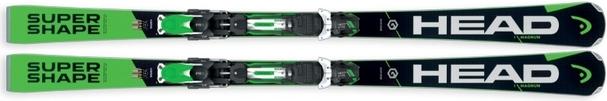 Горные лыжи Head i.Supershape Magnum (163) + крепления PRX 12 (16/17)