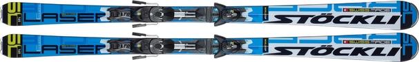 Горные лыжи Stockli Laser SL + N SP12 Ti S75 (13/14)