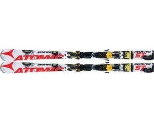 Горные лыжи с креплениями Atomic Redster ST + XTO 12 12/13