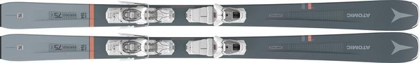 Горные лыжи Atomic Vantage 75 C W + крепления  M 10 GW (20/21)