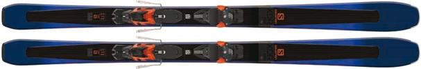 Горные лыжи Salomon XDR 88 Ti + Warden MNC 13 Demo (17/18)