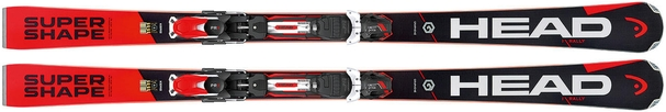 Горные лыжи Head i.Supershape Rally (170) + крепления PRX 12 (16/17)