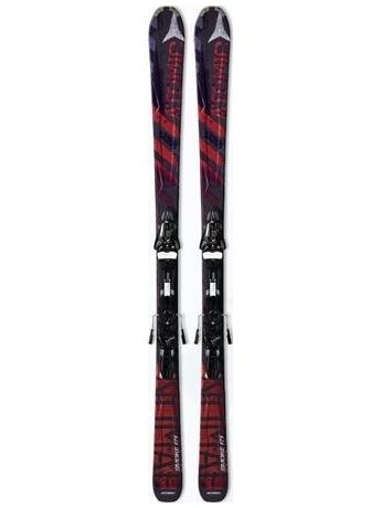 Горные лыжи Atomic Smoke + крепления XTO 10 10/11