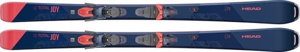 Горные лыжи Head Total Joy + крепления Joy 11 SLR (20/21)