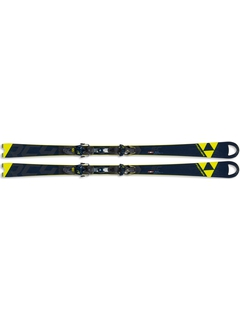 Горные лыжи Fischer RC4 WC SC Curv Booster Yellow Base + RC4 Z13 FF (19/20)