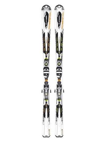 Горные лыжи Rossignol Attraxion XI Mutix + крепления SAPHIR 120 TPI2 MUTIX 07/08
