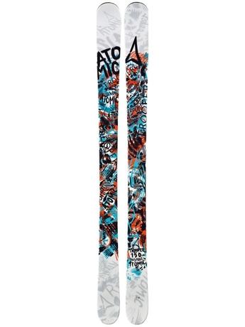 Горные лыжи с креплениями Atomic Trooper + FFG 10 11/12