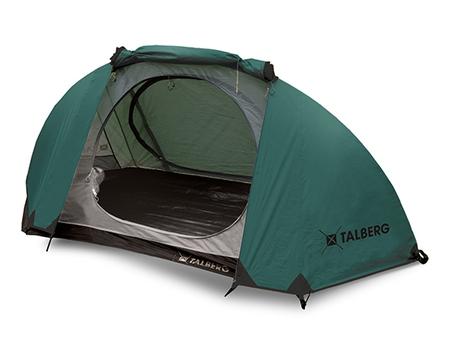 Палатка Talberg Burton 1 Alu купить туристические палатки в магазине ZelenoeMore.ru