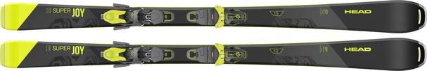 Горные лыжи Head Super Joy + Joy 11 GW (21/22)
