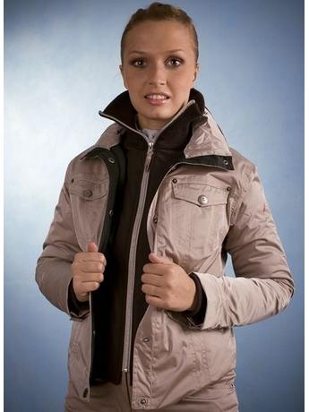 Куртка Besson Cervinia beige