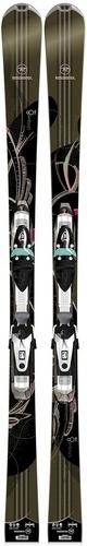 Горные лыжи Rossignol Unique 8 + Saphir 110 L 13/14