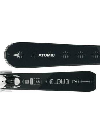 Горные лыжи Atomic Cloud 7 + крепления Lithium 10 18/19