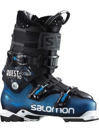 Горнолыжные ботинки Salomon Quest Access R80 15/16