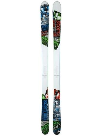 Горные лыжи Scott P3 2008 07/08
