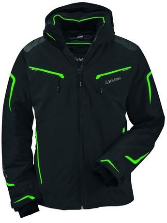 Куртка Schoffel Whistler черная