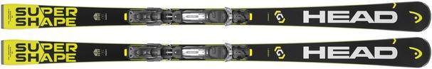 Горные лыжи Head i.Supershape Speed (170) + крепления PRD 12 (17/18)