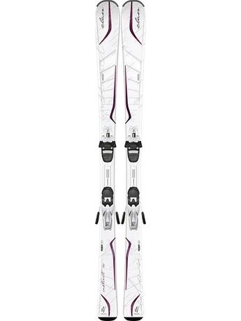 Горные лыжи Elan Instinct QT + ELW 9 14/15