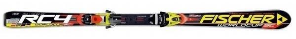Горные лыжи Fischer RC4 Worldcup SC + крепления RC4 Z 17 FLOWFLEX (07/08)