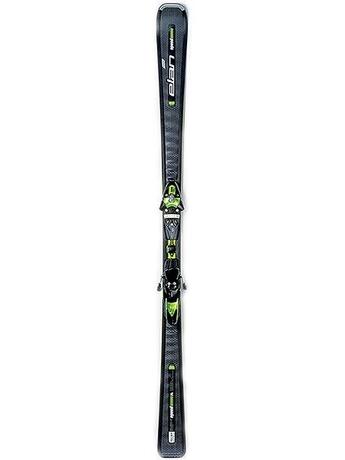 Горные лыжи Elan Speedwave 14 Fusion + крепления ELD 12 Fusion 07/08 07/08