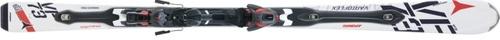 Горные лыжи с креплениями Atomic D2 VF 73 white + XTO 10 (12/13)