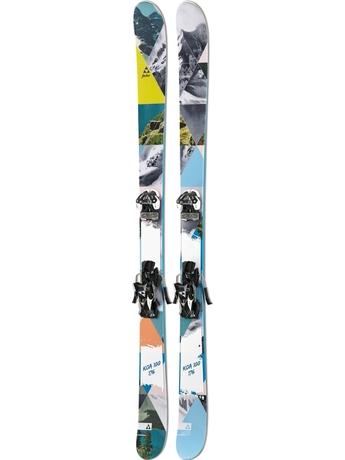 Горные лыжи Fischer Koa 100 + крепления Attack 13 14/15