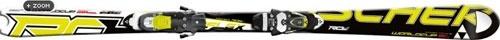 Горные лыжи Fischer RC4 Worldcup SC PRO Flowflex 2 + крепления RC4 Z13 (10/11)