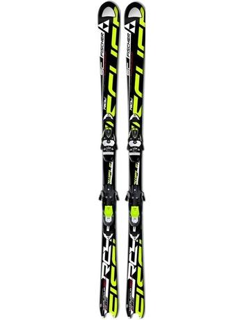 Горные лыжи с креплениями Fischer RC4 Superior + C-line C13 Flowflex 2.0 11/12