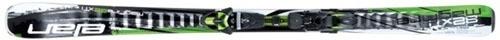 Горные лыжи Elan MAGFIRE 82 XTI Lime Fusion + крепления ELX 12.0 (09/10)