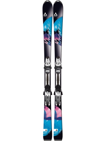 Горные лыжи Fischer Inspire + RS10 14/15