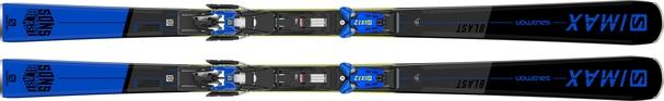Горные лыжи Salomon S/Max Blast + крепления X12 TL GW 21/22 (20/21)