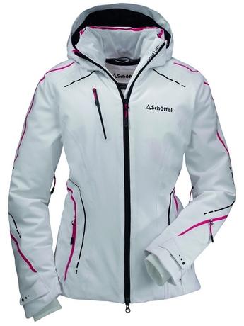 Женская куртка Schoffel Fiora White