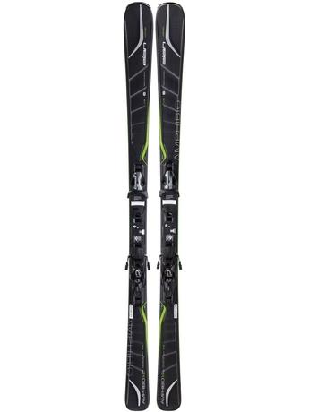 Горные лыжи Elan Amphibio 14 Fusion + ELX 12 14/15