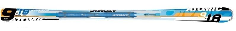 Горные лыжи Atomic 9.18 + крепления 4Tix 310 80 2008 (07/08)