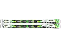 Горные лыжи Salomon X-Drive 8.0 BT + крепления Lithium 10 (15/16)