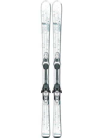 Горные лыжи с креплениями Salomon Origins Lagoon + JL9 B80 11/12