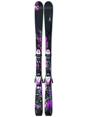 Горные лыжи с креплениями Fischer Koa 75 My Style + V9 My Style 11/12