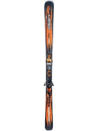 Горные лыжи Elan Magfire 14 Fusion + крепления ELD 12 Fusion 07/08 07/08