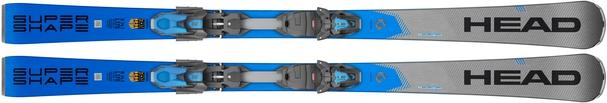 Горные лыжи Head Supershape i.Titan + крепления PRD 12 (19/20)