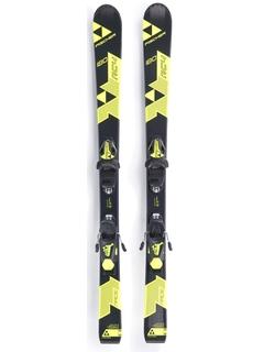 Горные лыжи Fischer RC4 Race JR SLR 2+ крепления FJ 4